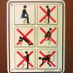 Worlds Funniest Toilet Signs – Amazingly Funny