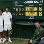 Longest Wimbledon Final Set Record