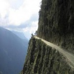 Most Amazing Roads …Bolivia (South America)