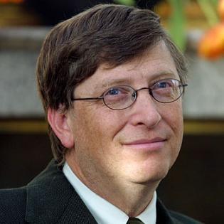Bill Gates….Interesting Facts