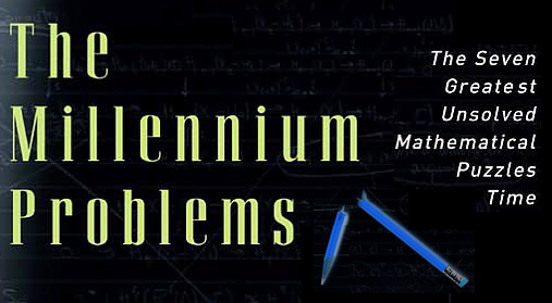 Math millenium prize problems