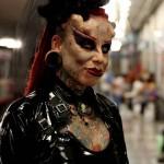 Mary Jose Cristerna – The Vampire Woman Of Mexico