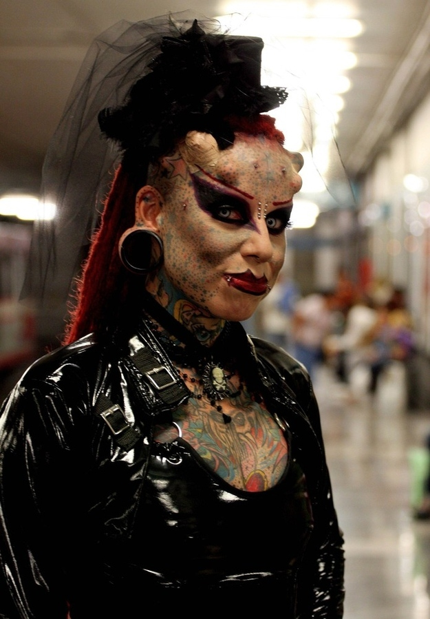 vampire woman of mexico