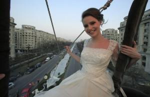 worlds longest wedding gown