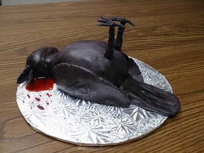 bizzare cakes
